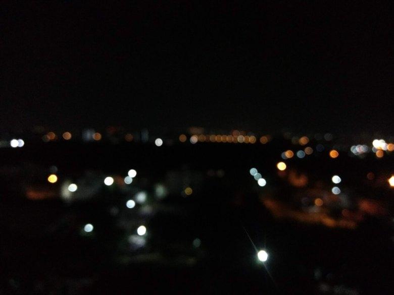 Night In Pune