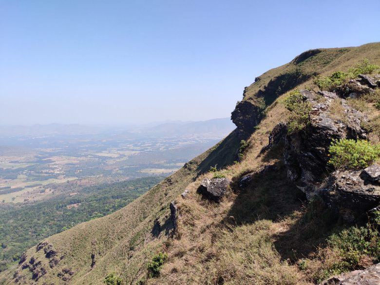 Panther Rocks At Kemmangundi