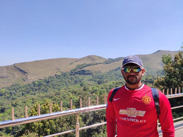 View Of Kemmangundi Hills From Parking