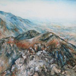 Mt. Toubkal – giclee print