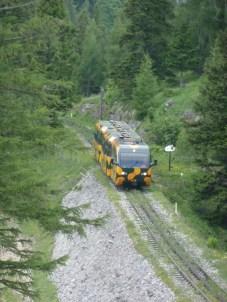 Rack railway Schneeberg, Austria
