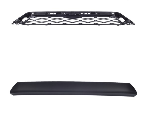 TSO PRO WITH AFTERMARKET UPPER GRILLE