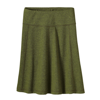 Patagonia Seabrook Travel Skirt in Green