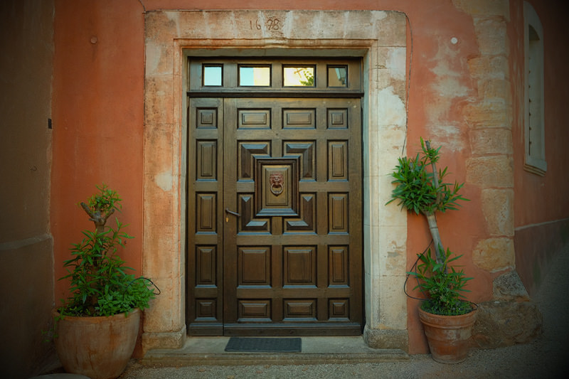 French Provence Door