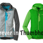 Best Women's Outdoor Clothing with Thumbholes!