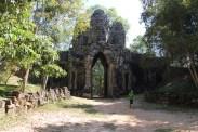 Ultra Trail Angkor Wat - Janvier 2018