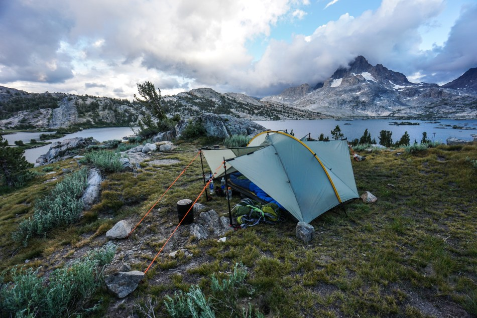John Muir Trail to Peak