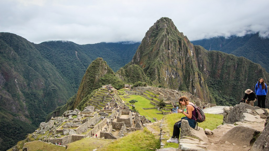 Huffington Post Trail to Peak Macchu Picchu