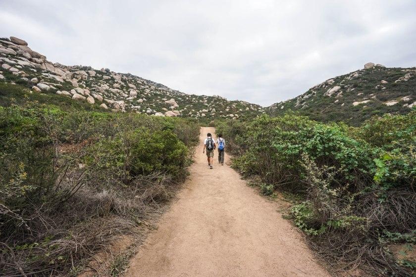 Smooth Trails