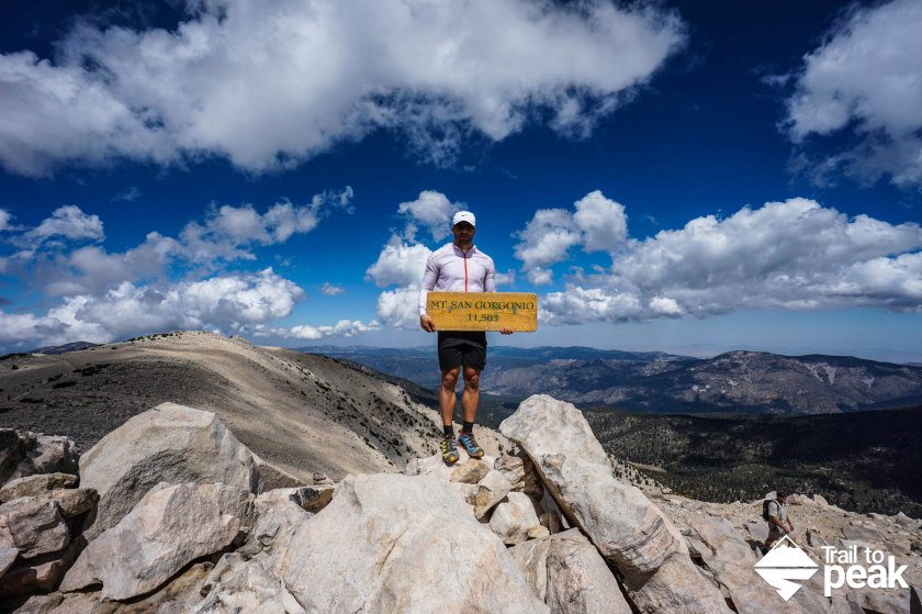 "Hardest California Hikes The Trail to Peak SoCal ""Category 5"" Hiking Series San Gorgonio Vivian Creek"