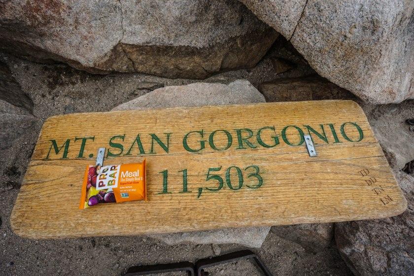 PROBAR For San Gorgonio