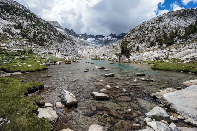 John Muir Trail Day 2