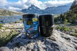 BearVault BV500 vs Garcia Food Container Bear Canister