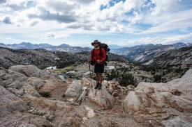 John Muir Trail Day 4