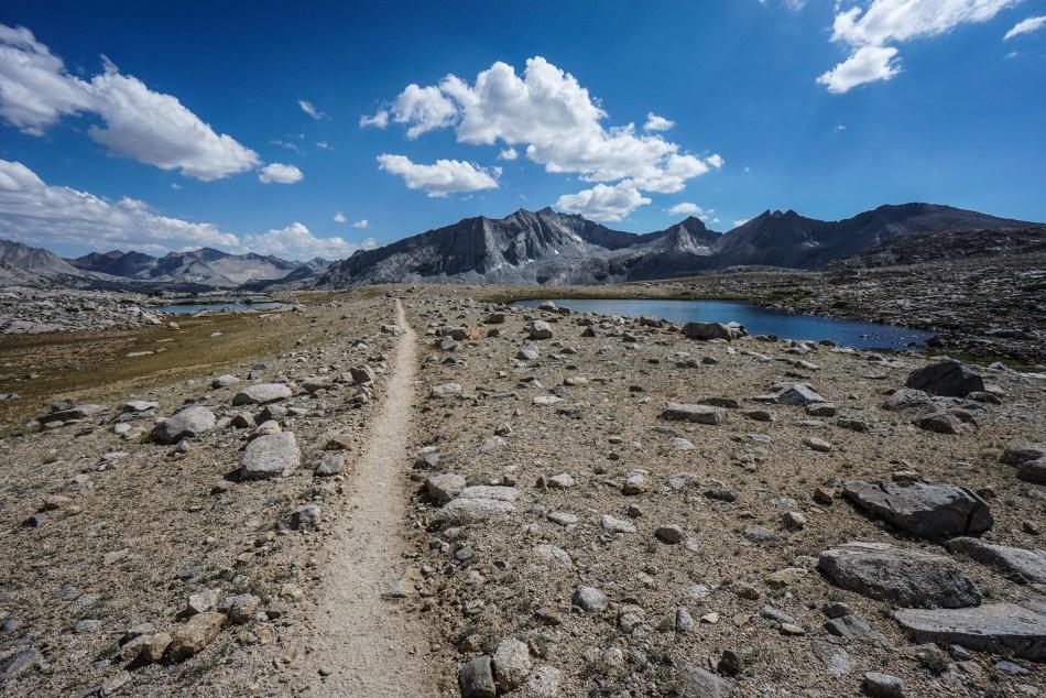 John Muir Trail Day 8