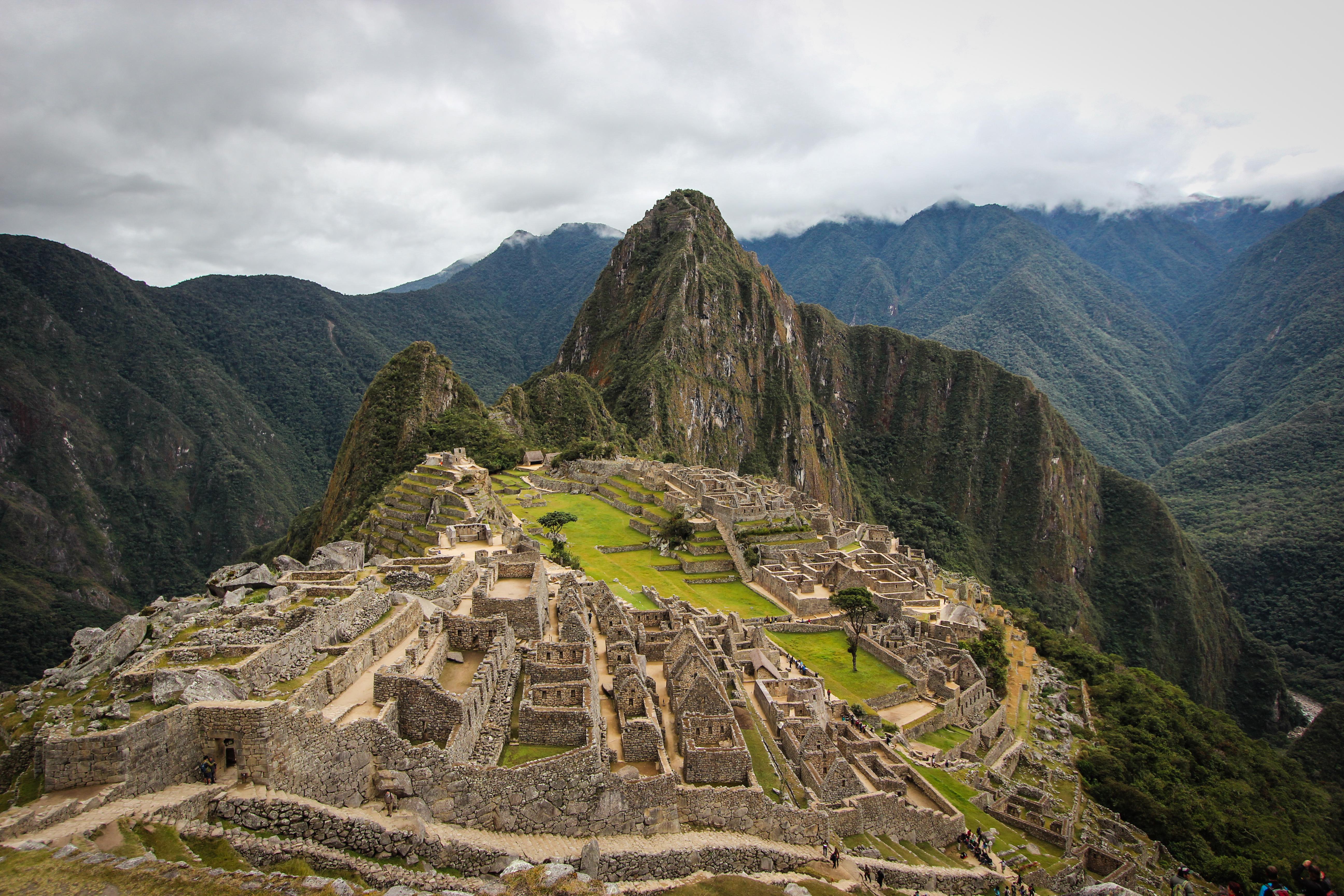 Salkantay Trek Machu Picchu