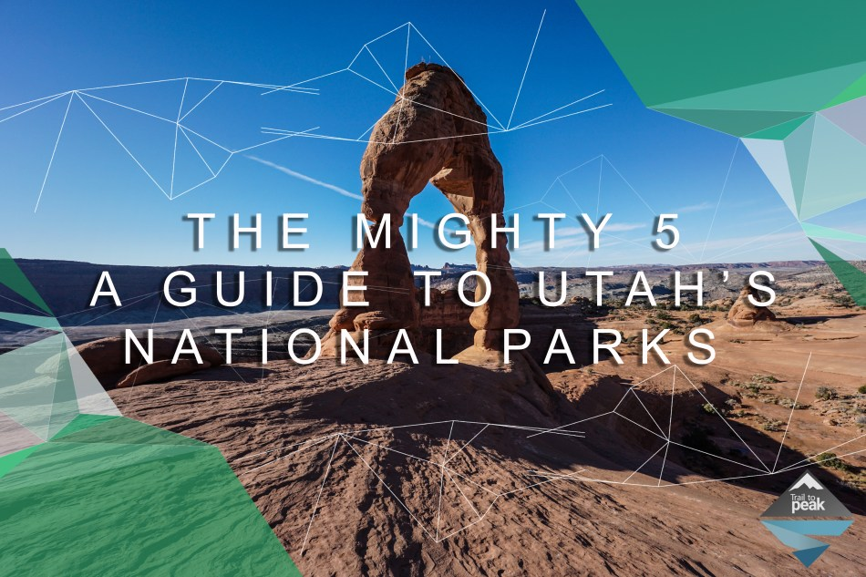Utah's Mighty 5 National Parks Trail to Peak