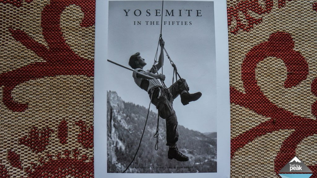 Yosemite In The Fifties Patagonia Book Review