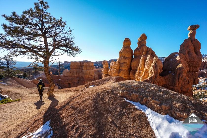 Bryce Canyon National Park Queens Garden