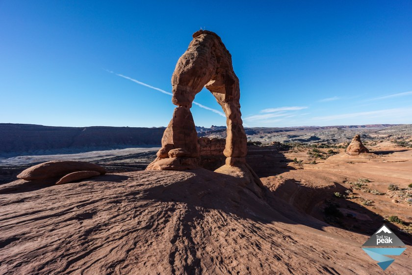 Arches National Park: Hiking To Delicate Arch