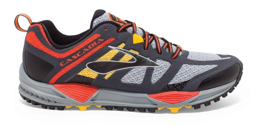 Brooks Cascadia 11 Trail Running Hiking John Muir Trail Pacific Crest Trail