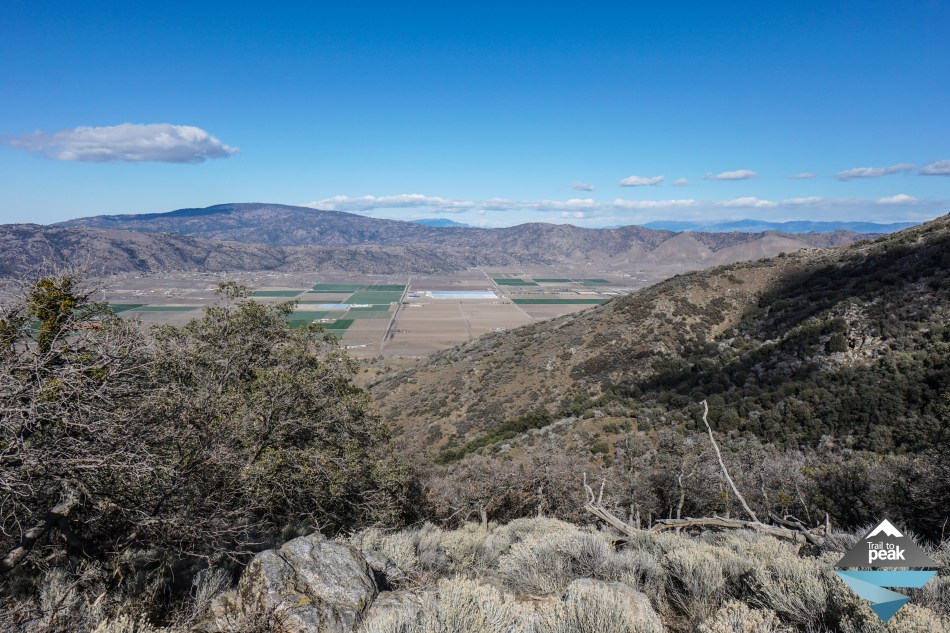 Hiking The Tehachapi Mountains From Stallion Springs
