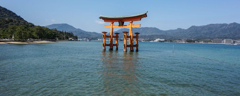 Miyajima Island, Torii Gate, Mount Misen, Japan, Kyoto