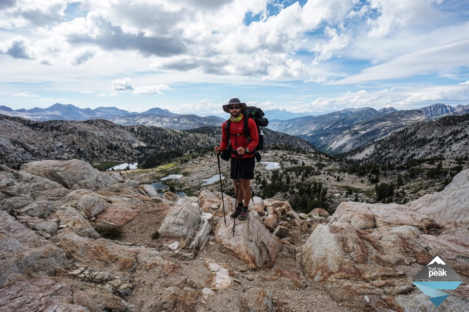 Hiking Backpacking The John Muir Trail Photos In 11 Days