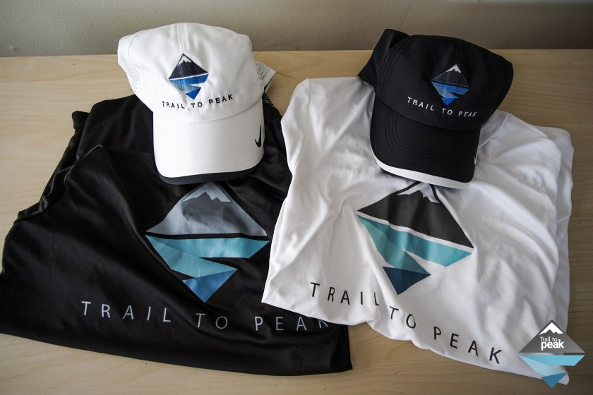 Trail to Peak Shirts And Hats