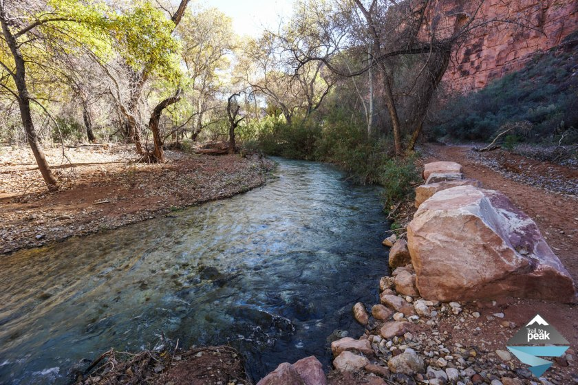 Hiking From Hualapai Hilltop To Supai Havasupai Falls