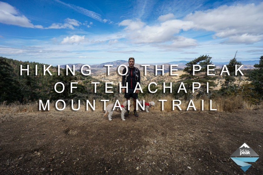 Hiking Tehachapi Mountain Trail Park