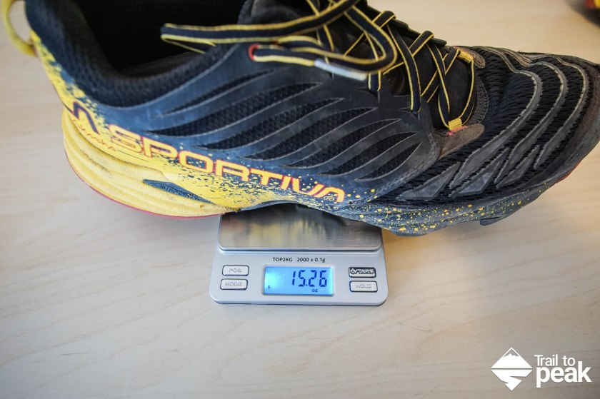 La Sportiva Akasha Shoe Review Wear Report