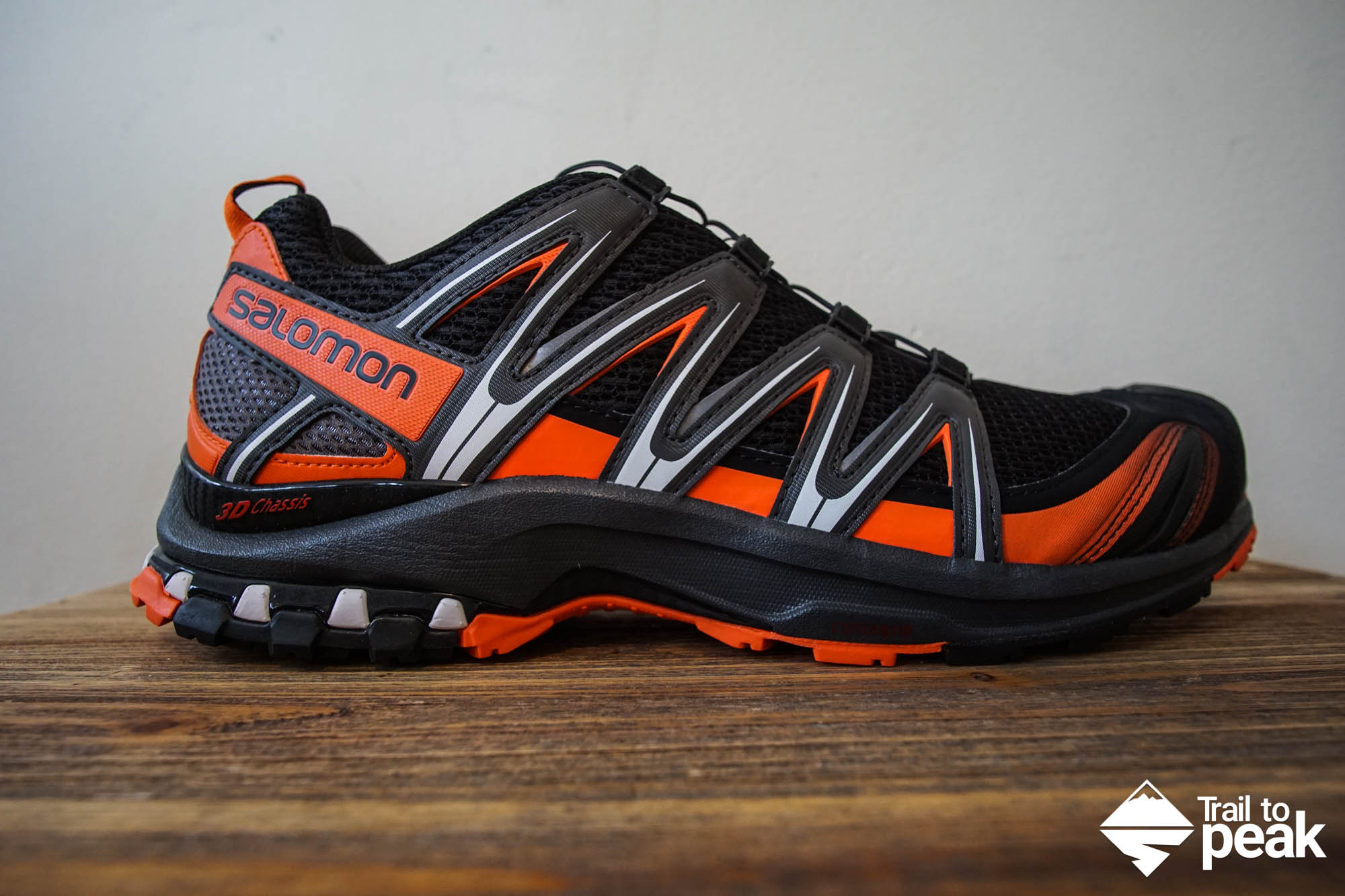Salomon XA Pro 3D Preview Shoe Review 2017