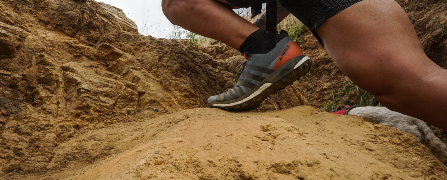 huge selection of f7b0c a3550 Gear Review Adidas Terrex Agravic Trail Shoes