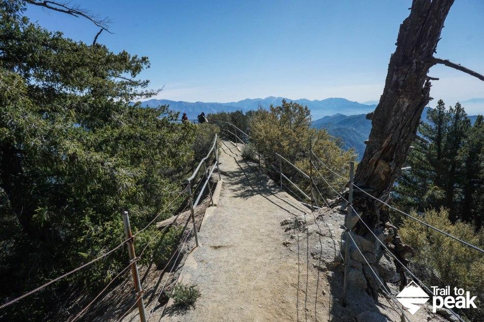 Hiking Mt Wilson Trail via Chantry Flat Sturtevant Falls Mt. Zion