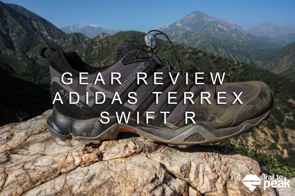 eee44e5a144df Gear Review  Adidas Terrex Swift R Hiking Shoes - Trail to Peak
