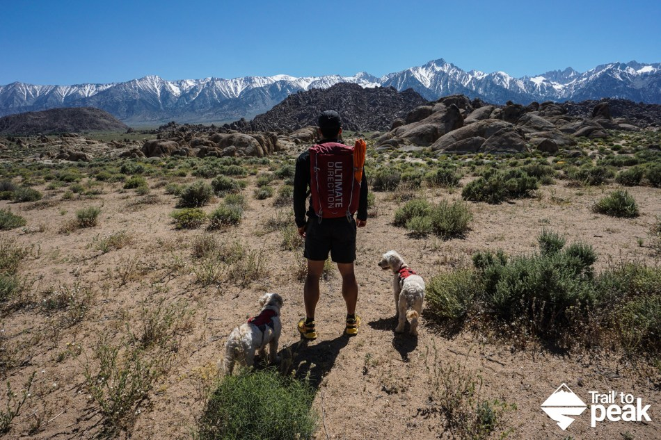 Gear Review Ultimate Direction Fastpack 35 and 45 Backpacking Hiking