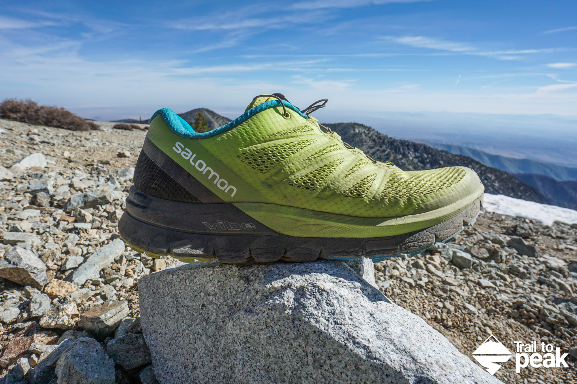 Gear Review Salomon Sense Pro Max Hiking Trail Running
