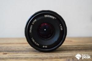 Gear Review: Neewer 35mm f/1.7 Manual Focus Prime Lens