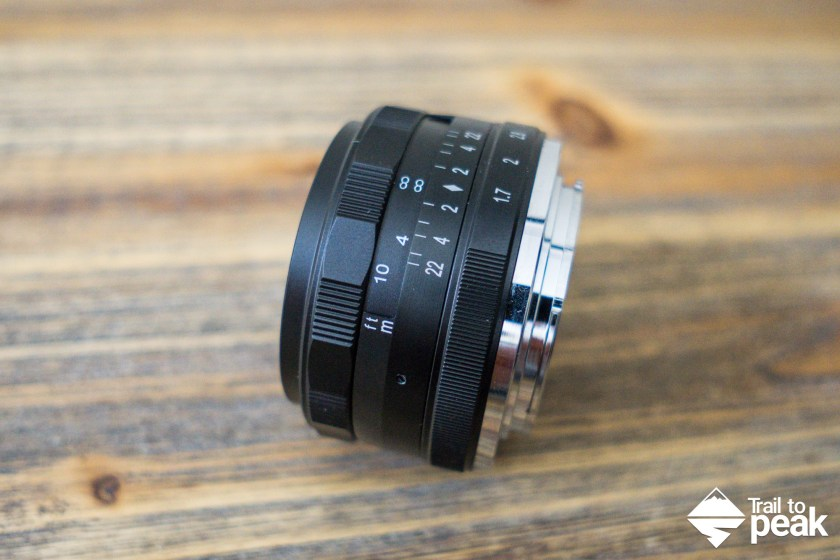 Gear Review: Neewer 35mm f/1.7 Manual Focus Prime Lens