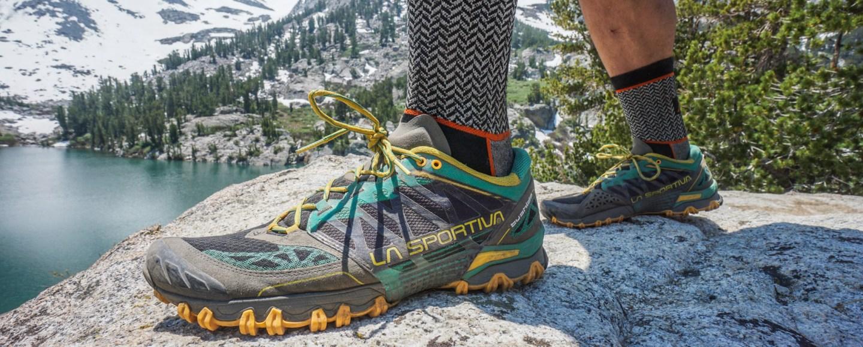 2f5bf532c39 Gear Review  La Sportiva Bushido - Trail to Peak