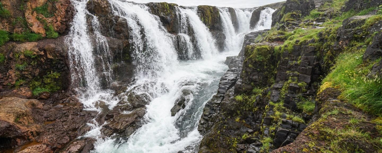 Photos of Iceland's Ring Road Reykjavik Waterfalls Mountains Jokulsarlon Snæfellsnes Peninsula