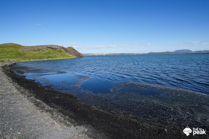 Driving North Iceland Dettifoss Krafla Hverir Mývatn Goðafoss Akureyri