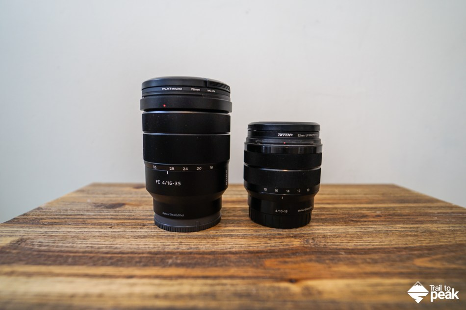 Gear Review Sony 16-35mm Vario-Tessar T FE F4 ZA OSS E-Mount Lens