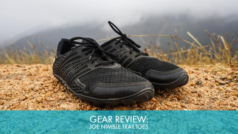 Gear Review: Joe Nimble trailToes