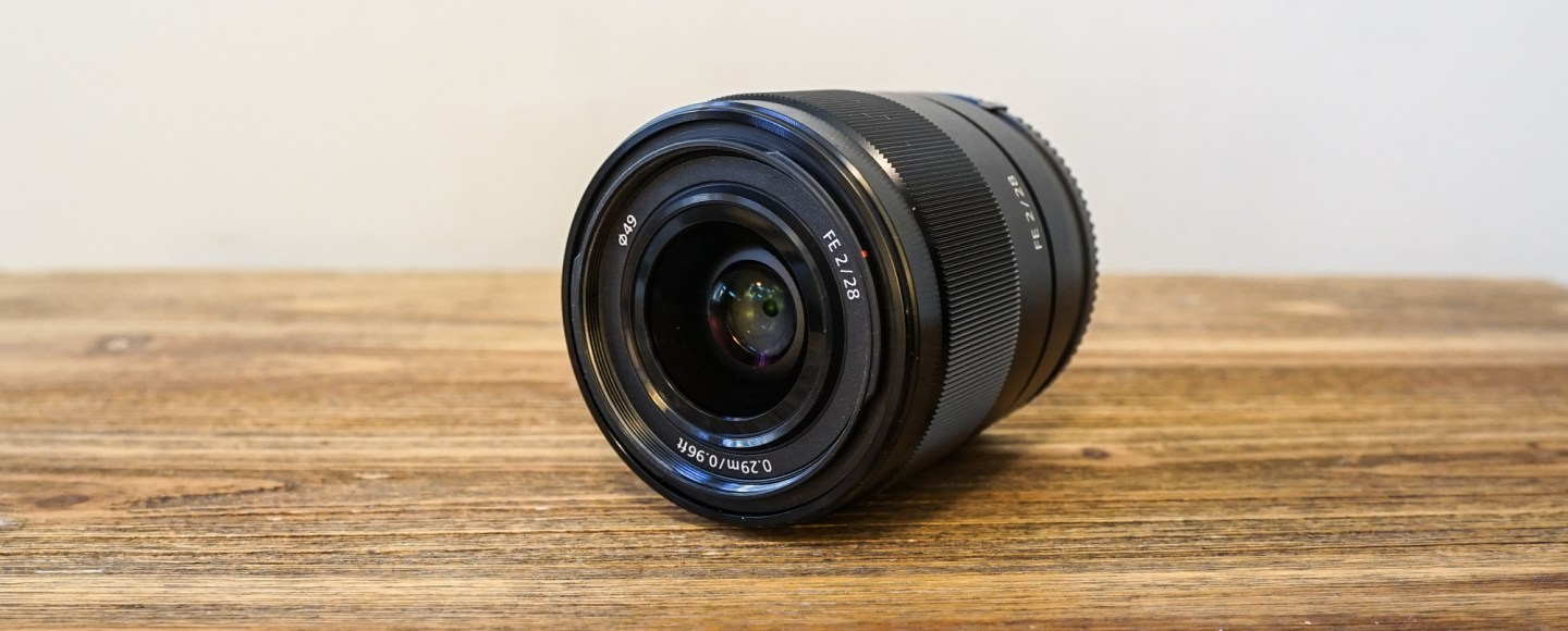 Gear Review: Sony FE 28mm f/2 Lens Travel Hiking