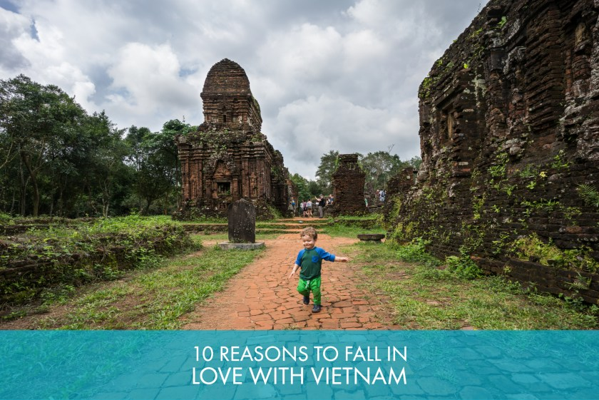 10 Reasons To Visit Vietnam