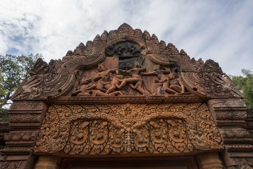 5 Reasons to Visit Siem Reap Cambodia Banteay Srei Temple