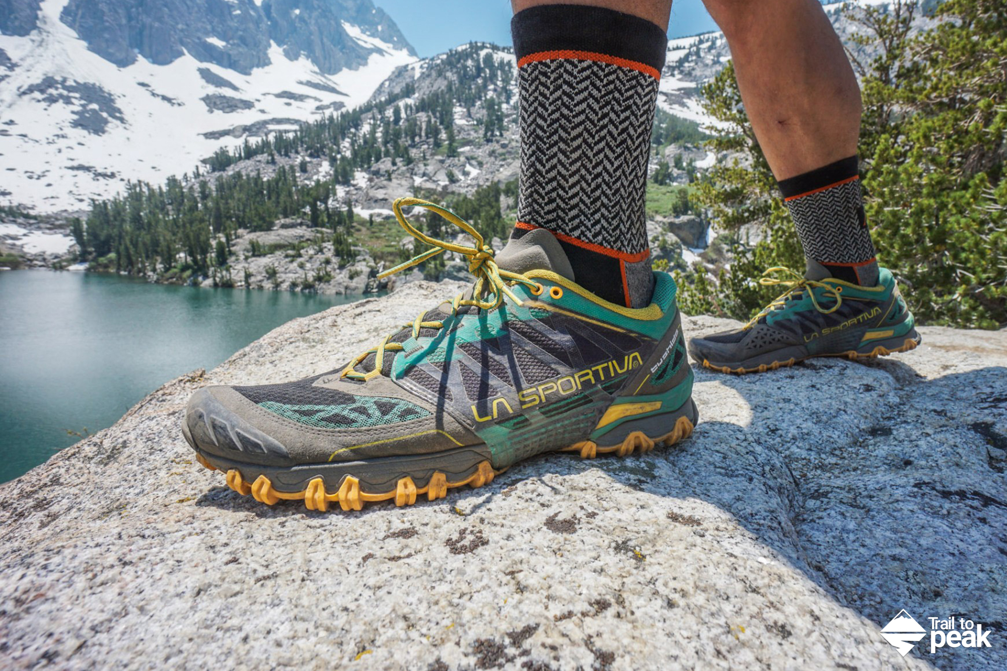 John Muir Trail And Pacific Crest Trail