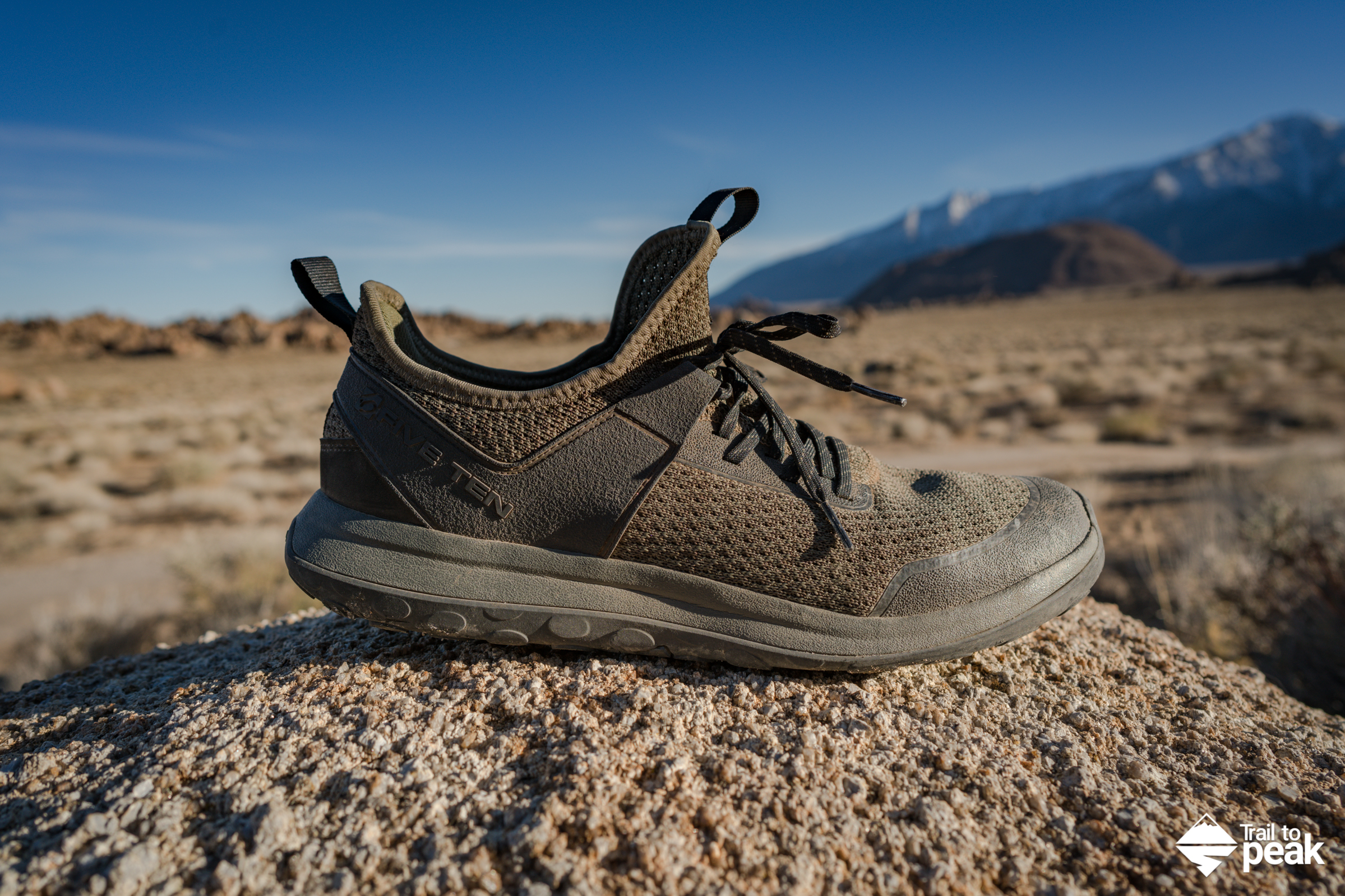 Gear Review: Five Ten Access Knit Approach Shoes